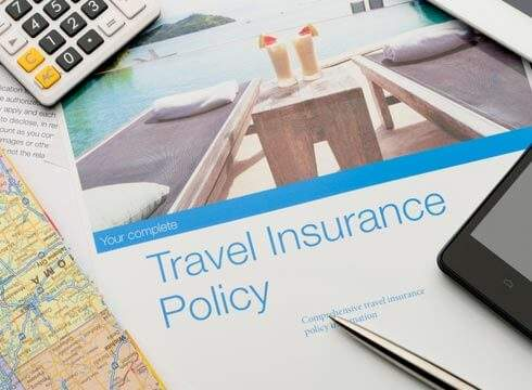 Travel Insurance Pamphlet