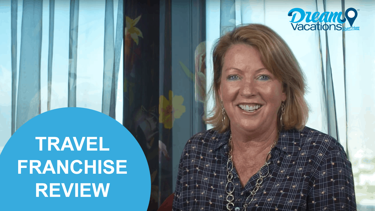 Camille Olivere shares her review on Dream Vacations Travel Franchise.